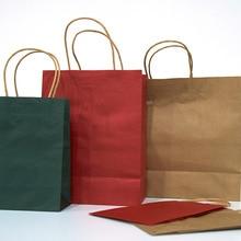 10pcs/set Kraft Material Vintage Dried Flower Gift Bag Souvenir Packing Party gift