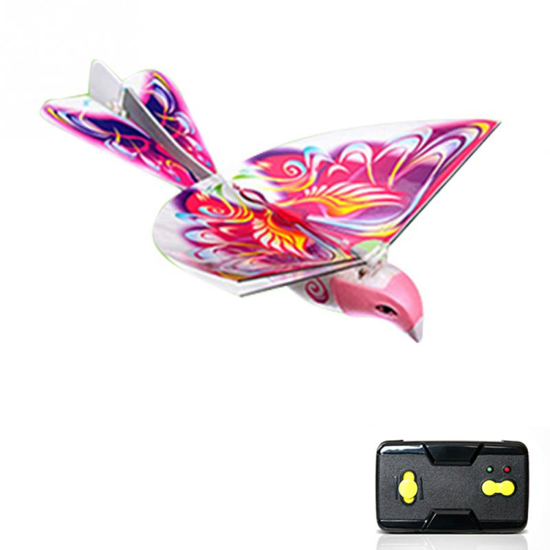 Image 4 - RC Bird RC Airplane Remote Control E Bird 2.4 GHz Flying Birds Electronic Mini RC Drone Toys-in RC Airplanes from Toys & Hobbies