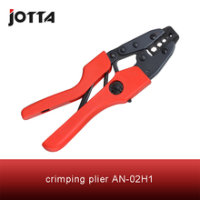 AN-02H1 crimping tool plier 2 multi tools hands AN Ratchet Terminal Crimping Plier (European Style)
