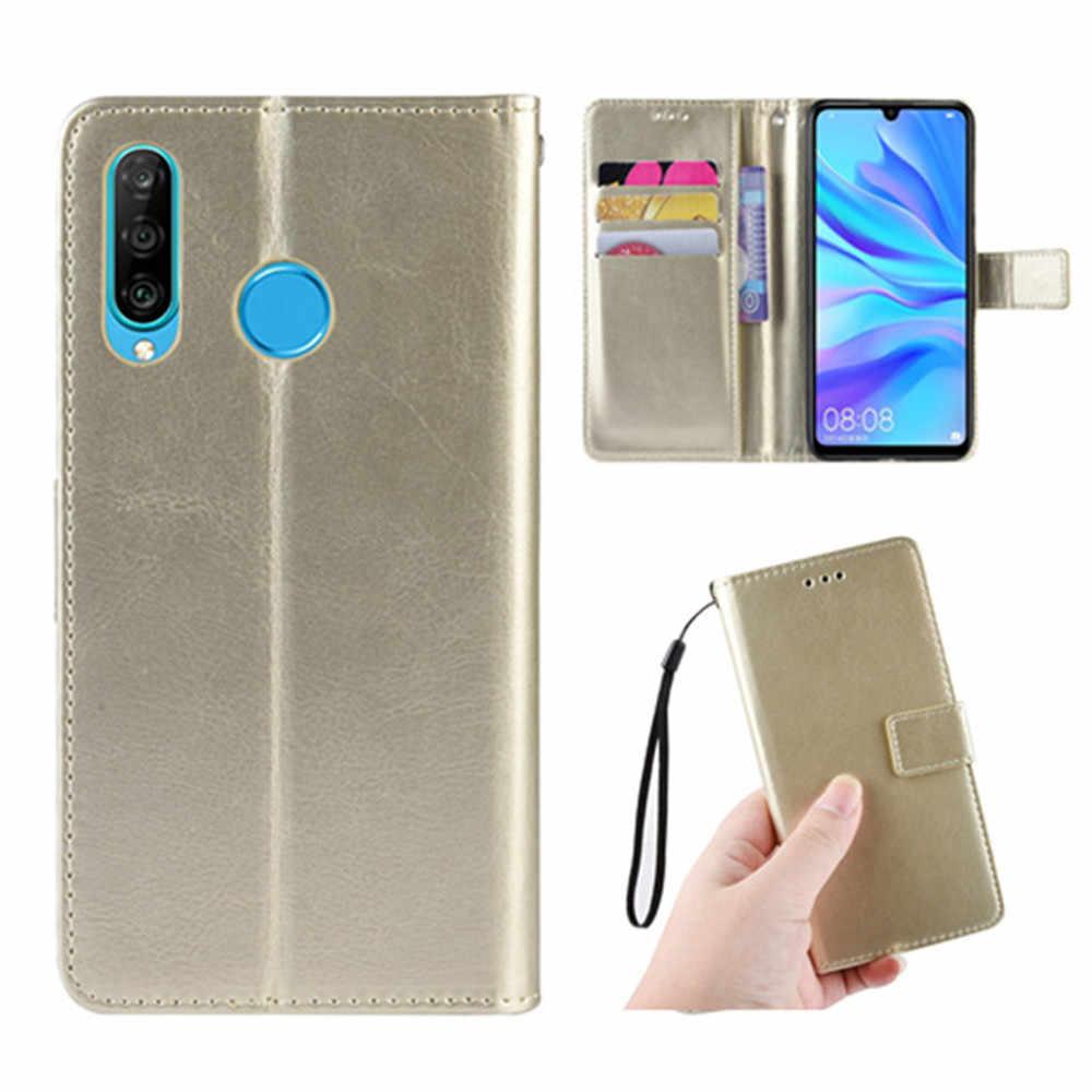 Чехол для Huawei Honor 10i 6 21 дюймов роскошный чехол Кошелек из искусственной кожи