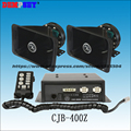 CJB 400Z DC12V Elektronik controller 400 watt alarmsirene  400 Watt Lautsprecher alarm  feuer/krankenwagen/notfall/Polizei alarm/mit lautsprecher-in Alarm-Host aus Sicherheit und Schutz bei