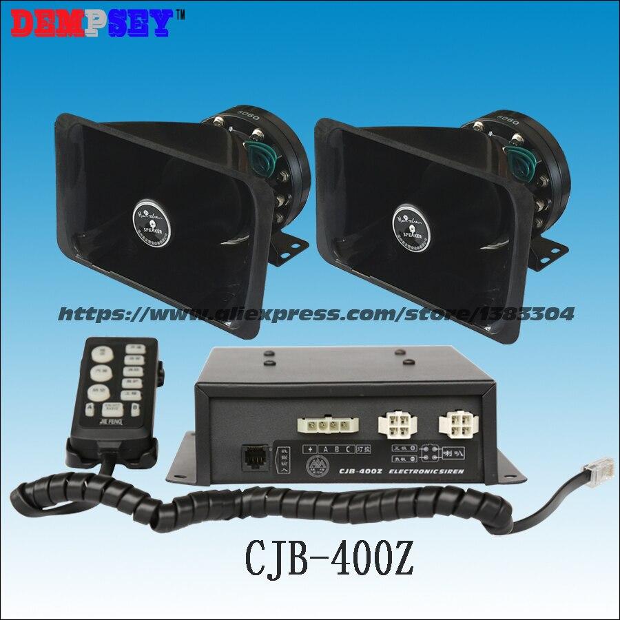 12V 200 W h/ôte sans fil de voiture haut-parleur 18 tons haut-parleur dalarme h/ôte de voiture haut-parleur dalarme h/ôte de voiture m/égaphone h/ôte klaxon h/ôte