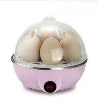 Multi-function Electric Egg Cooker Boiler Stainless Steel Steamer