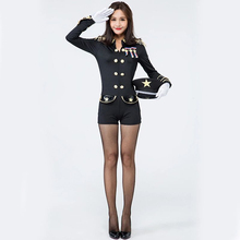 Sexy Costume Erotic Woman Police Uniform Halloween Costumes For Women Adult Long Sleeves Lingerie Role Play M216