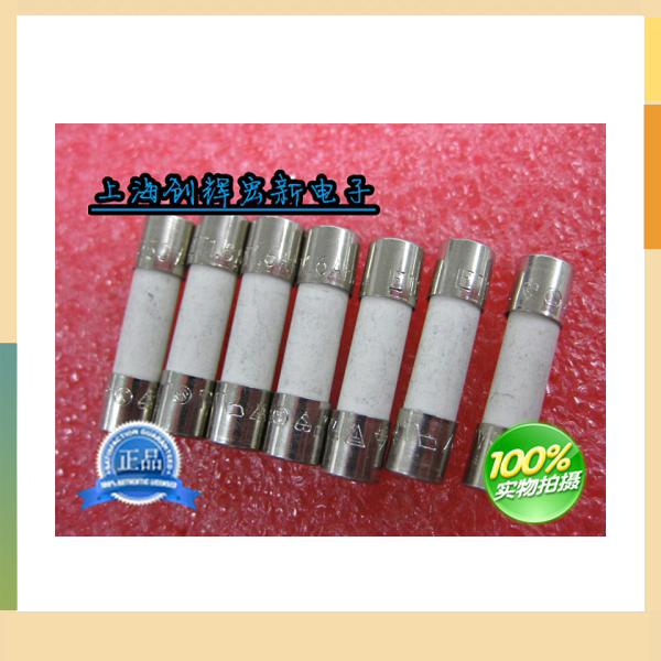 5x20 Ceramic Fuse The Tube 5 * 20 T1.6ah250v 1.6a Slow Blow Delay Original U.s. Special Forces Outstanding Features