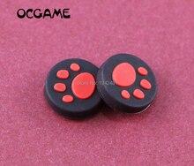 OCGAME Koruyucu Silikon 3D Joystick Düğmeler PSV 1000 2000 Kavrama Analog kapatma başlığı Için PS Vita PSV1000/2000 PSVITA 100 adet