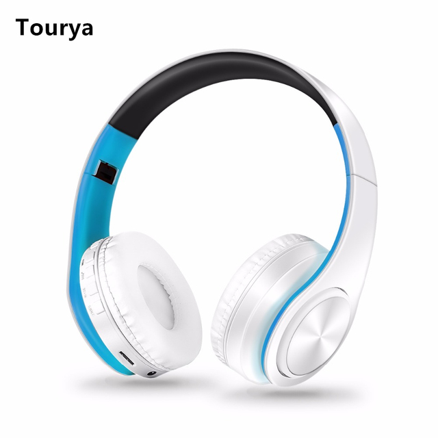 Bluetooth Headphone With Microphone Low Bass earphones
