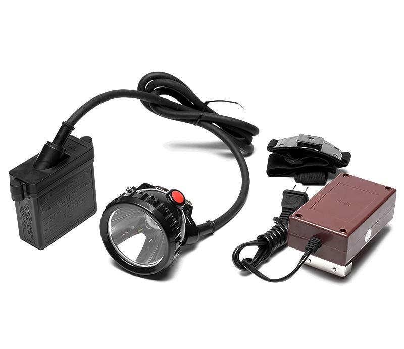 Gaišāka jaunā 3W LED drošības minerāllampas kalnrūpniecības - Portatīvais apgaismojums