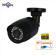 Hiseeu hd ip-камера видеонаблюдения камера 2.0mp 1080 P hi3516c + 1/3 »sc2035 мини пуля открытый камеры видеонаблюдения водонепроницаемый onvif 2.0