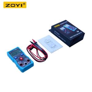Image 5 - ZOYI ZT S1 デジタルマルチメータテスター真の実効値 automotriz Mmultimetro ncv データホールド lcd バックライト + 懐中電灯
