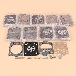 Image 3 - 10 pçs/lote kit carburador para husqvarna 240 236 235 435 e jonsered cs2238 cs2234 zama rb149, rb 149 conjunto de diafragma