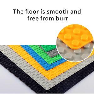 Image 5 - 50*50 Dots Quality BasePlate Compatible All Major Brand Building Blocks DIY Base Plate 40*40cm Educatioinal Bricks Toys for Kids