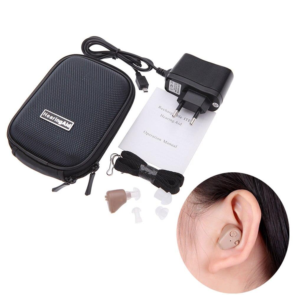 Слуховые аппараты K 88 Перезаряжаемые цифровой слуховой аппарат регулируемый звуковой усилитель мини карманный слуховой аппарат|Слуховые аппараты|   | АлиЭкспресс
