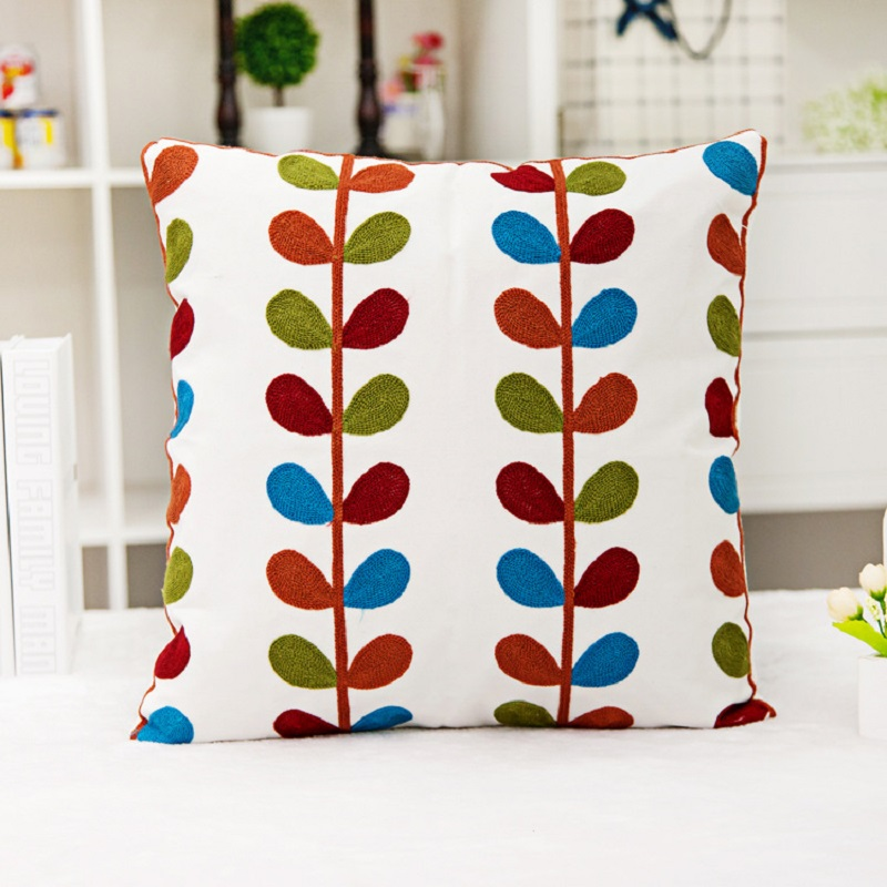 15 Pattem Classics Fundas de cojín decorativas Bordado 45 * 45cm - Textiles para el hogar - foto 6