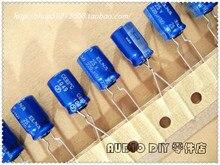 30 ШТ. ELNA голубой халат RE3 серии 220 мкФ/25 В электролитические конденсаторы (с origl box) бесплатная доставка