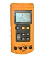 YHS 501 פלוק 712 בתוספת סוללה נטענת RTD טמפרטורת אות תהליך מכייל
