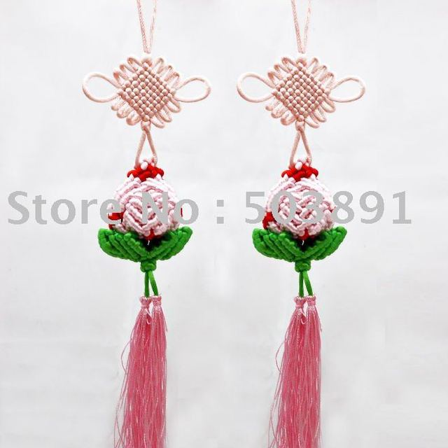usiness wholesale export Christmas handicraft gift beautiful peach handicraft automobile oraments family adornment lady's beauti