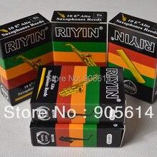 """5 коробок трости для альтового саксофона Рид бренд """"RIYIN"""" Strenght#1,5"""