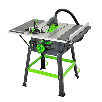 Woodworking Multifunctional Table Saw Clean Drill Woodworking Panel Saw Cutting Machine Miter Saw Household miter saw table redverg rd msu255 1200 power 1800 w no load speed 4500 rpm tilt 45 °