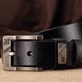 BlackCattle Мужские Люксовый Бренд Пояса Бизнес Ремни Пряжки Из Натуральной Кожи Широкий Пояс Cinturon Высокое Качество Свадебное Пояса