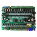 Free shipping PLC industrial control board   LK1N-32MT+2AD Programmable controller