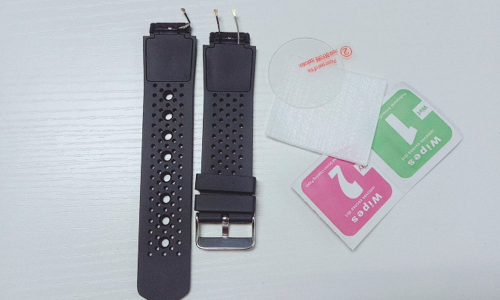 Original watch strap belt for kingwear kw88 kw88 pro smart watch clock smartwatch wearable devices watch band smart accessory