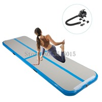 New Inflatable Gymnastic Airtrack Tumbling Yoga Air Trampoline Track For Home use Gymnastics Training Taekwondo Cheerleading
