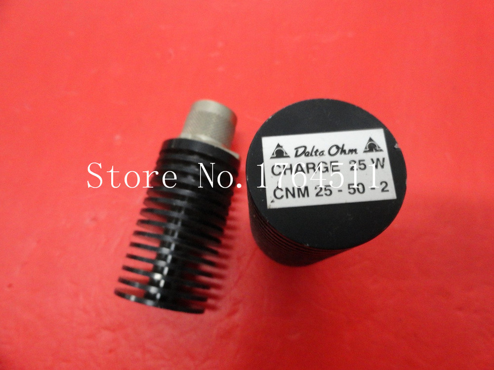 [BELLA] CHARGE CNM 25-50-2 25W N Precision Coaxial Load  --2PCS/LOT