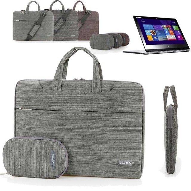 13.3'' Laptop Sleeve Shoulder Bag, Computer Suit Portable Carry Case Handbag For Lenovo Yoga 2 13/ Yoga 3/ 2 Pro/ Yoga 3 14 INCH