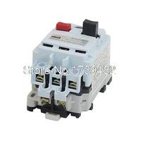 DZ162 40 AC 660V 20A 32A Adjustable 3 Pole DIN Rail Switch Circuit Breaker