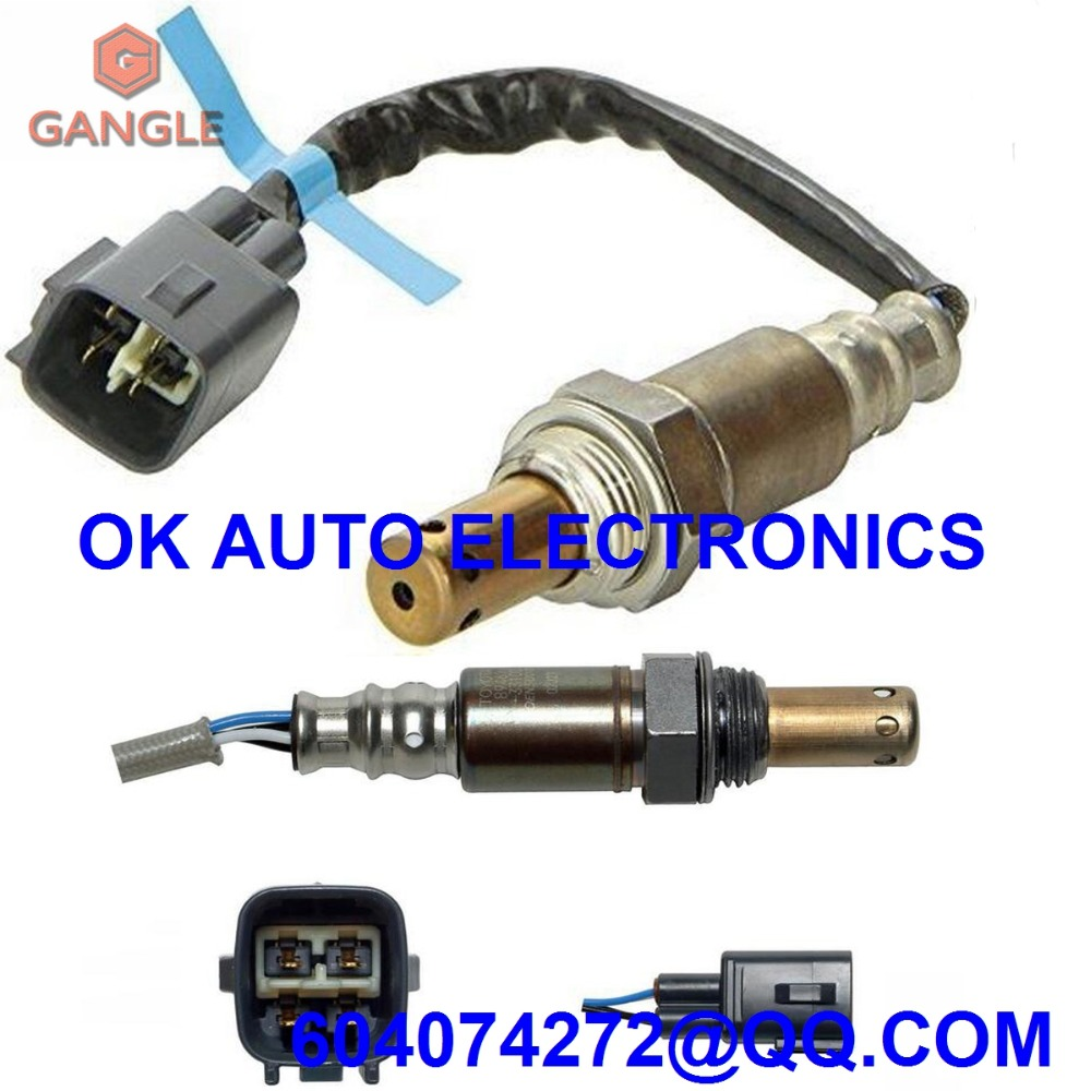 Oxygen Sensor Lambda AIR FUEL RATIO O2 sensor for LEXUS TOYOTA 234-9051 2349051 2005-2013 рюкзак wenger цвет серый черный 33 х 15 х 45 см 22 л