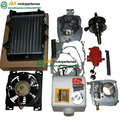 CG 125cc 150cc upgrade to 250cc Motorcycle accessories modified engine plunger machine circulating water cooling suite