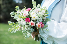 Wedding Flowers Bridesmaid Bouquets Artificial  Bouquet De Mariage Peony