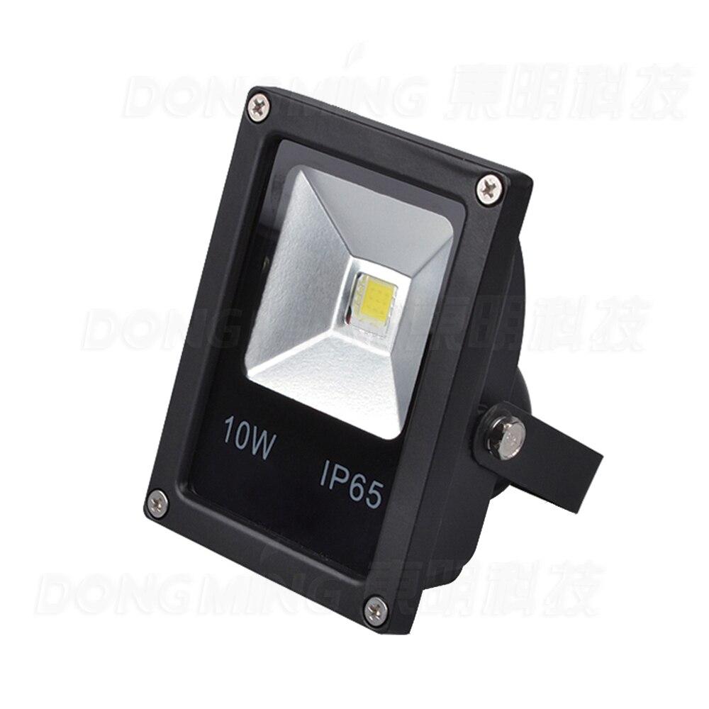 Superb Free Shipping Black Cover 4pcs RGB High Power Led Flood Light 12V DC  Waterproof IP65 Outdoor