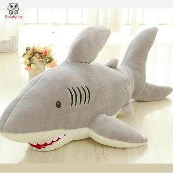 King Shark Jaws marine animals Children Stuffed Toy kids baby plush toys birthday Christmas gift stuffed toy