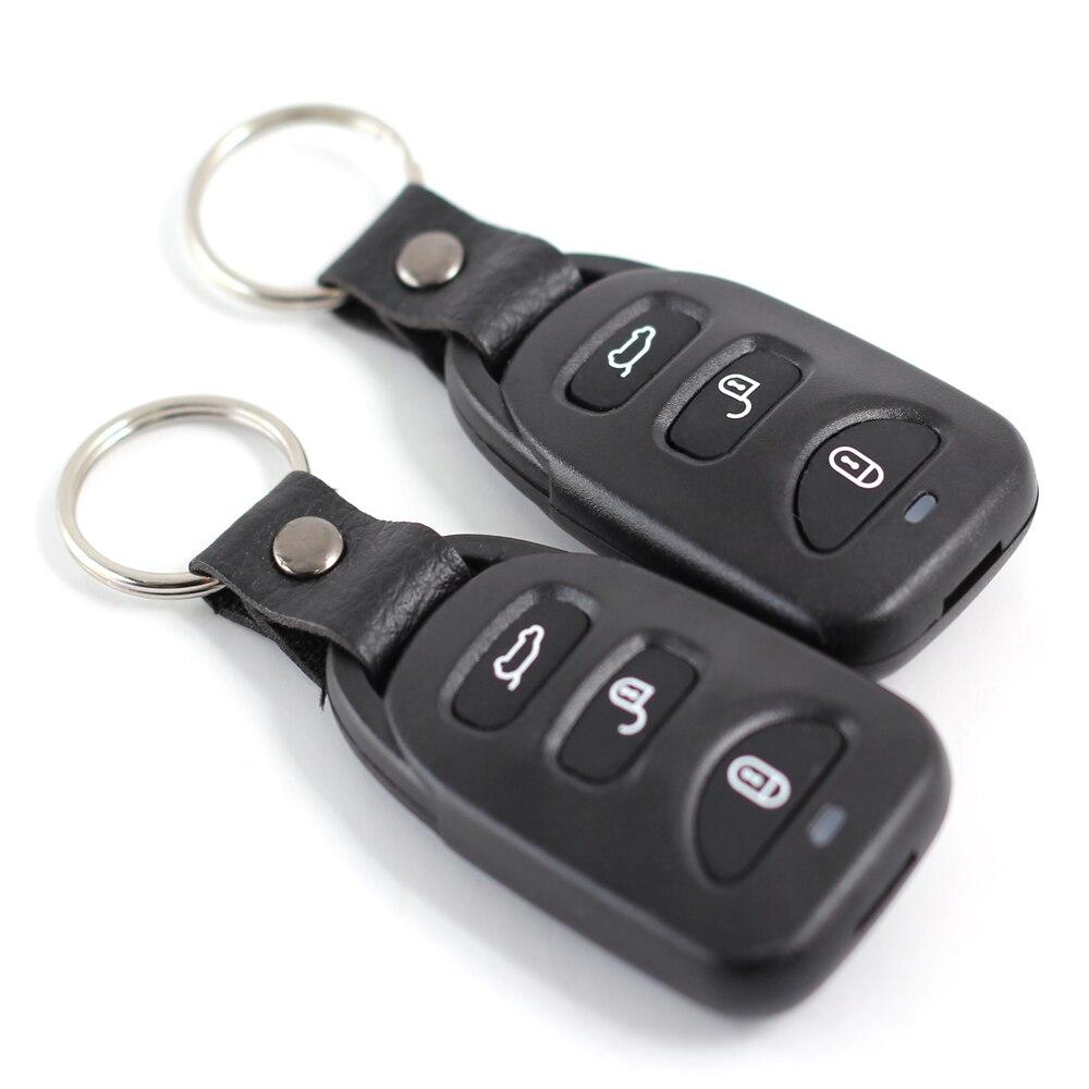 ADDKEY Alarm Systeme Auto Auto Fernbedienung Zentralverriegelung Kit ...