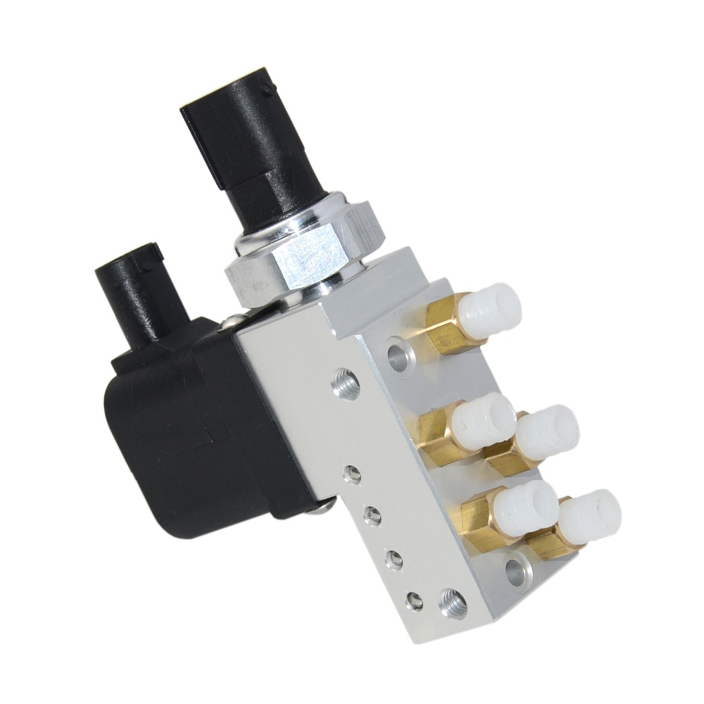 AP02 Air Suspension Compressor Valve block Control Unit For Mercedes Benz <font><b>W211</b></font> E320 E500 <font><b>E55</b></font> CLS55 E63 2113200158 A2113200158 image