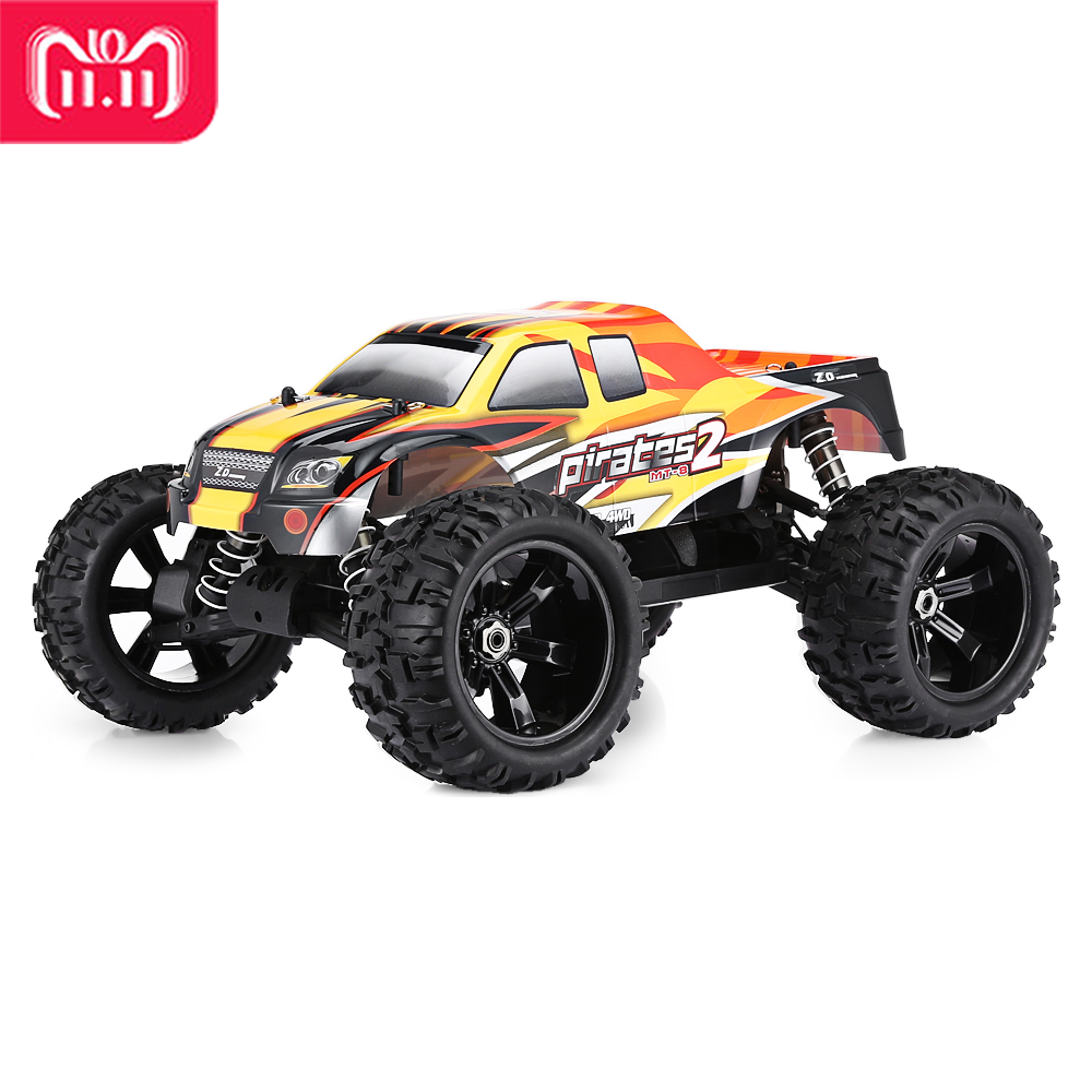 ZD Racing 9116 1:8 Scale 4WD Monster Truck without Electronic Parts KIT Version free shipping techone kraftei epo kit version not include any electronic parts