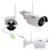 960 P Wireless CCTV Sistema de $ number canales Sin Hilos de Gran Alcance NVR Cámara IP IR-CUT Bala Cámara CCTV Seguridad Para El Hogar Sistema de Vigilancia Kits