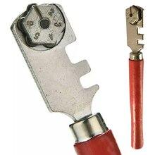 130 мм Профессиональный портативный алмазный наконечник стекла плиткорезец поделки для окна для ручного инструмента