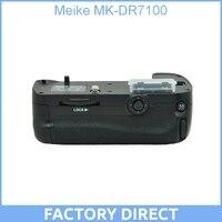 Meike MK-DR7100 empuñadura de batería de Control remoto para Nikon D7100