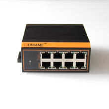 8 ports Ethernet Switch Industrial RJ45 connector,Ethernet Network Switch,10/100Mbps Unmanaged switch