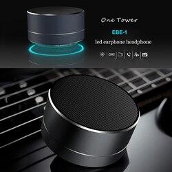 Wireless bluetooth speakers led metal steel mini portable speaker smart hands free speaker fm radio bass.jpg 250x250