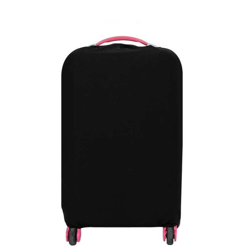 Luggage Protective Cover For 18 To 30 Inch Trolley Elastic Travel Suitcase Cheap Trunk Dust Bags Case Accessories Supplies цена