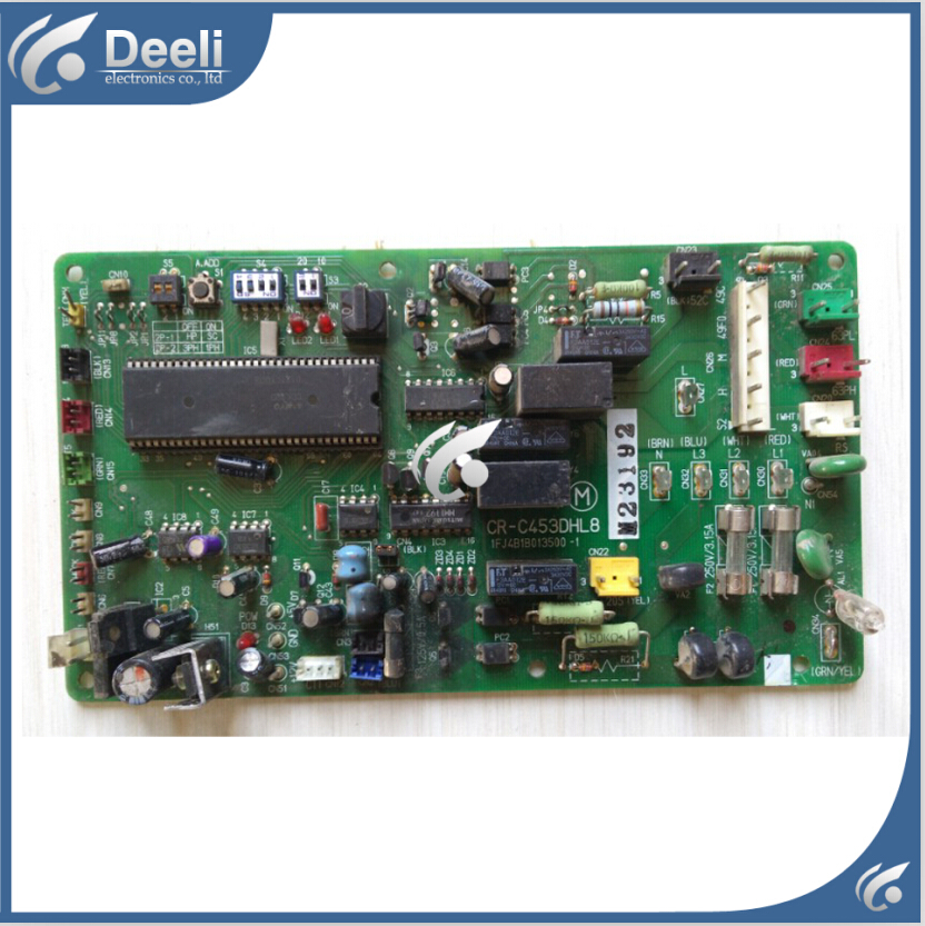 95% new Original for sanyo air conditioning Computer board KFR-120LW CR-C453DHL8 1FJ4B1B013500-1 circuit board 95% new used original for air conditioning computer board motherboard 2p091557 1 rx56av1c pc board