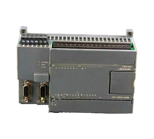 14point input 10point Relay output PLC CPU224RXP-24 replace S7-200 6ES7214-2BD23-0XB0 support  original expansion module fx1n 40mr es ul fx1n plc cpu relay output computer interface 8000 steps program capacity 40 i o ports