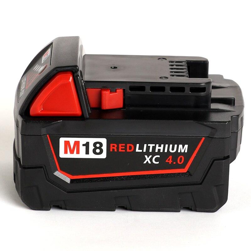 18V 5000mAh Lithium Ion XC 5.0 Batterie pour Milwaukee M18 M18B4 48-11-1828