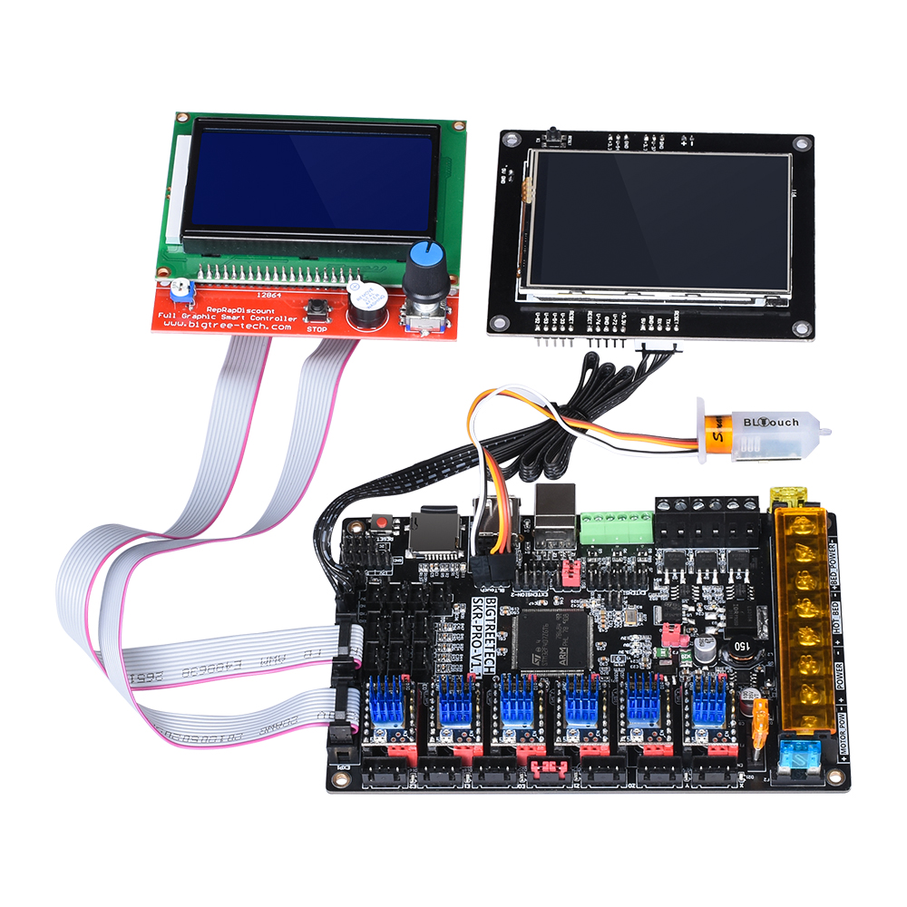 BIGTREETECH SKR PRO V1 1 Control Board WIFI 32 Bit Marlin