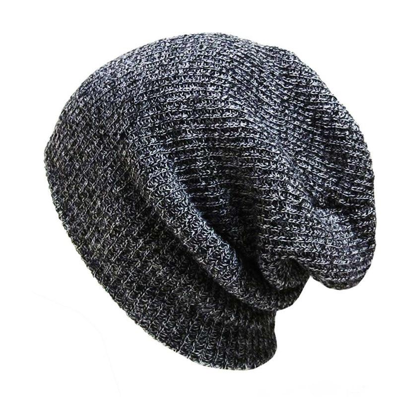 Beanie Hats Bonnet Soft-Cap Warmth Skiing Loose Outdoor Winter Women New-Fashion Hip-Hop