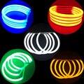 Envío gratis 4*131mm LED de Algodón luz angel eyes Para E36 E38 E39 E46 linterna Del Coche ningún error car styling